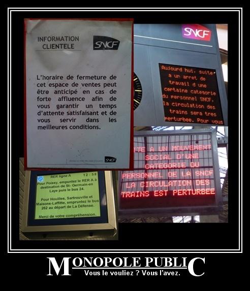 Monopole Public
