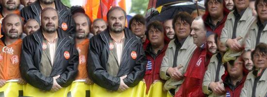 Une foule compacte et nombreuse à l'appel des syndicats