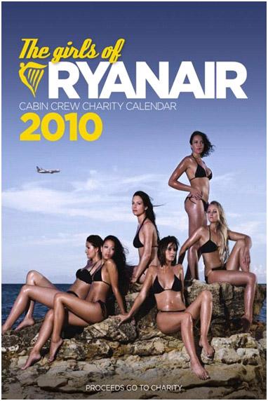 Ryanair, aussi des calendriers