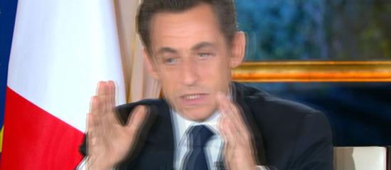 Sarkozy, un président à 75Hz