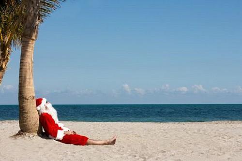 Père Noël traditionnel