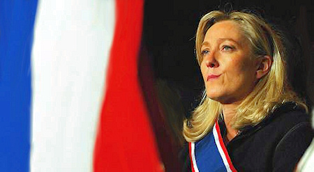 Marine Le Pen, présidente ?