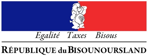 Egalit, Taxes, Bisous : Rpublique du Bisounoursland