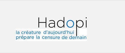 HADOPI, la crature d'aujourd'hui