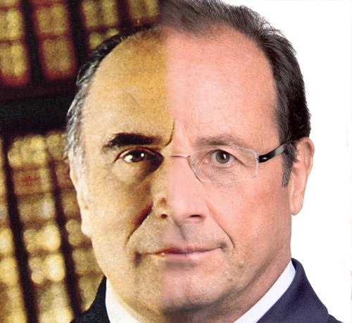 Hollande : un programme copié de celui de Mitterrand
