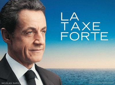 la taxe forte