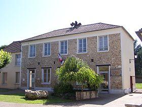 Mairie de Bazainville