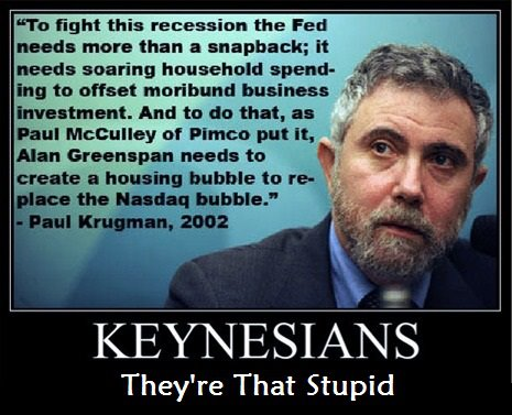 keynesians demotivator