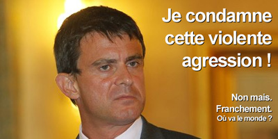 valls agression