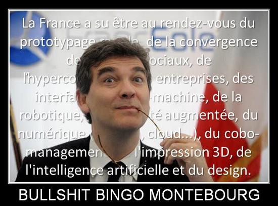 bullshit bingo montebourg