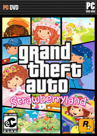 grand theft auto strawberry