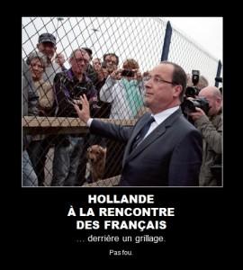 hollande rencontre les français