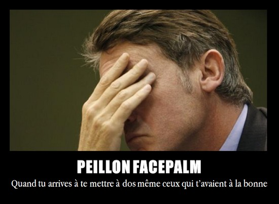 peillon facepalm