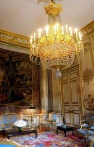 Elysée Salon Pompadour