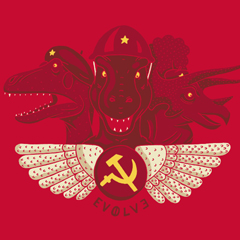 dinosaure communiste
