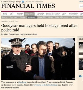 financial times goodyear hostages