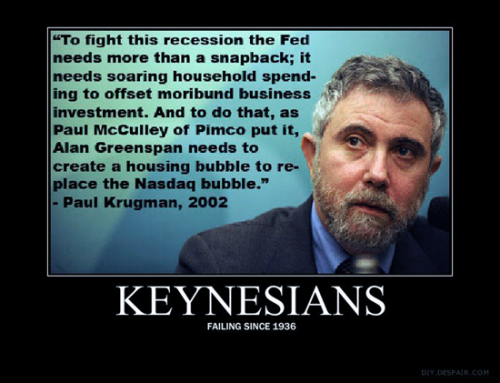 krugman house bubble