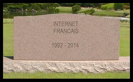 rip internet en france