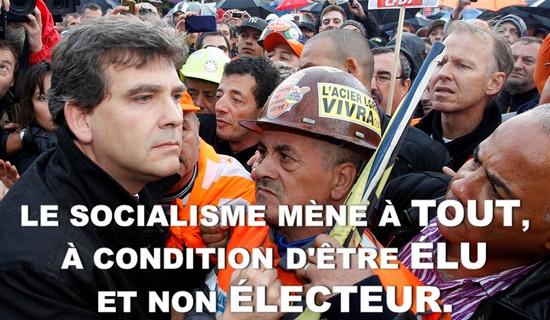 socialisme florange