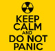 do not panic small