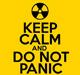do not panic small