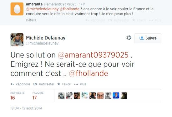 delaunay tweete