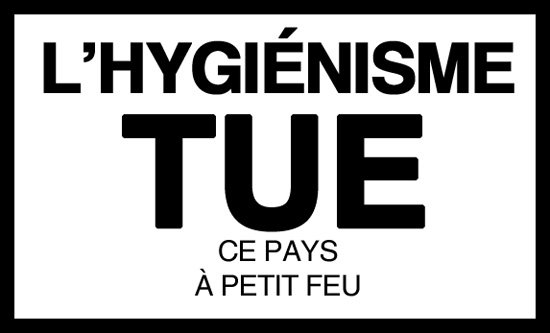 hygiénisme tue