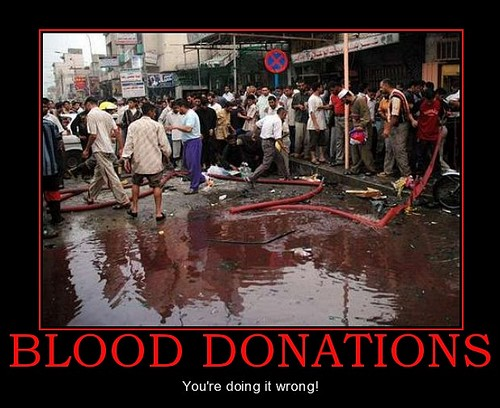 blood donation - don du sang