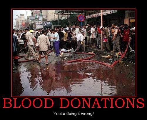 blood donation - don du sang
