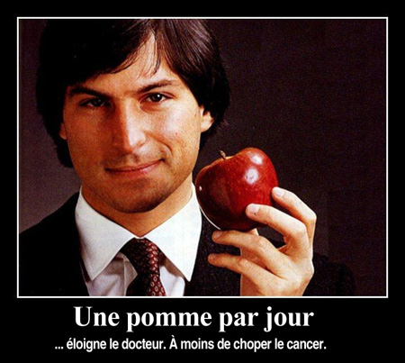 cancer jobs apple