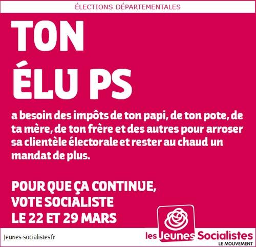 Vote Ps !