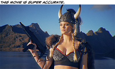 kung fury super accurate