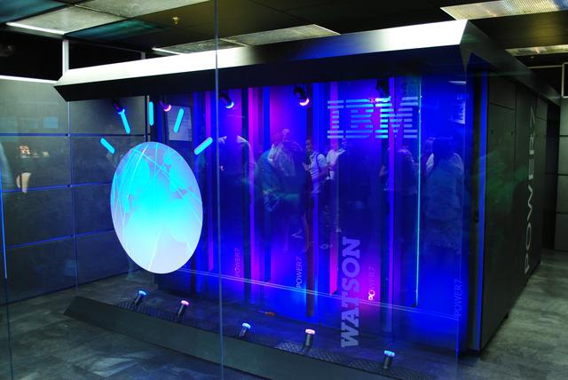 IBM Watson by Clockready - CC BY-SA 3.0
