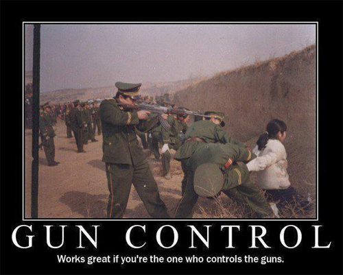 gun control if you have the gun
