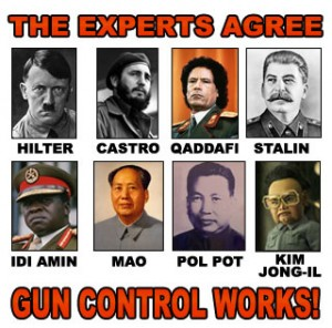 Gun Control : it works !