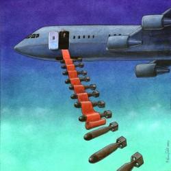 Pawel-Kuczynski - Democracy bombing
