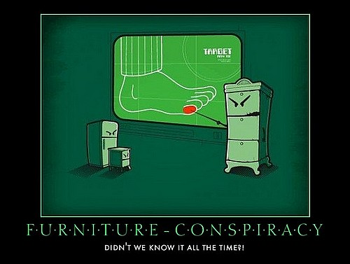 furniture conspiracy