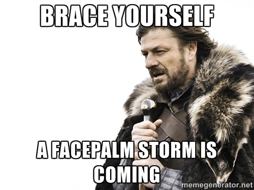brace yourself