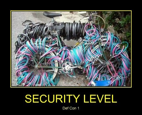security level defcon 1