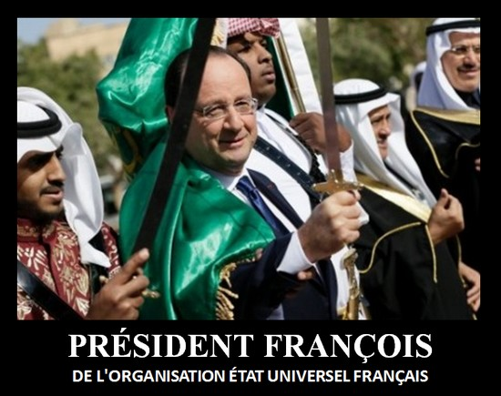 président françois de l'oeuf