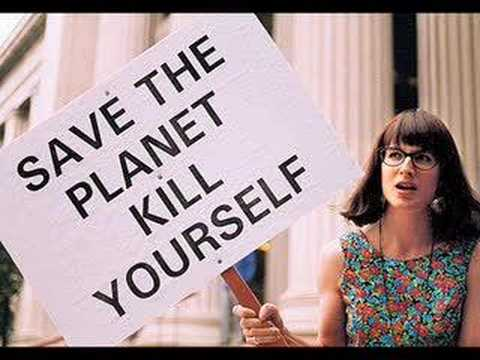 ecology : save the planet kill yourself