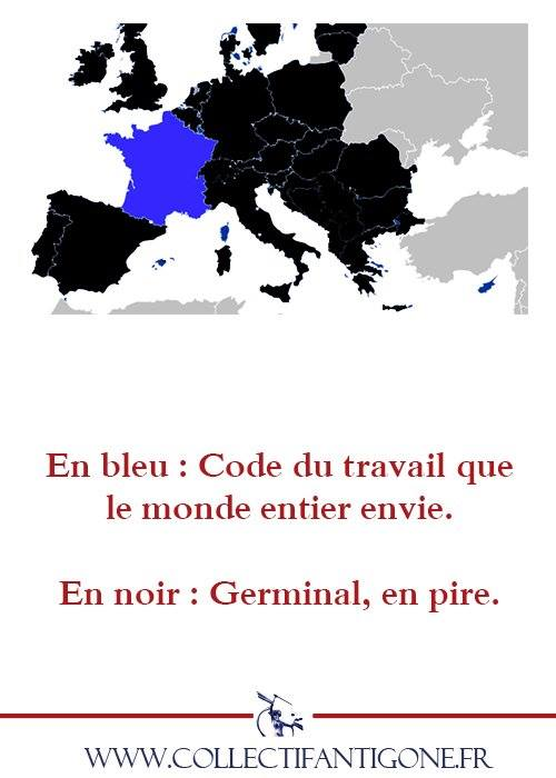 code du travail et germinal