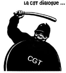 la cgt dialogue