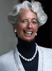 Lagarde, c'est youpi.