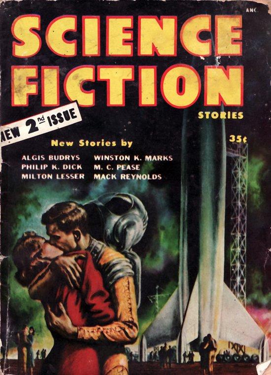 Amazing Stories of Eric W.
