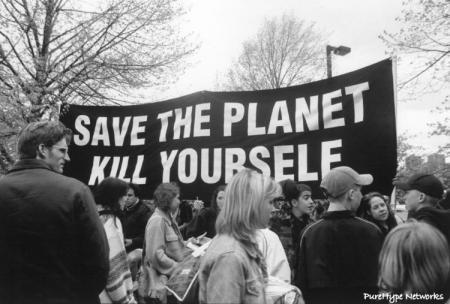 Save The Planet : Kill Yourself