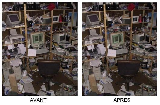 Avant, après, version EDF