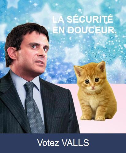 Votez Valls