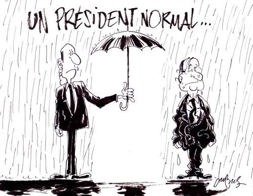 Un président normal