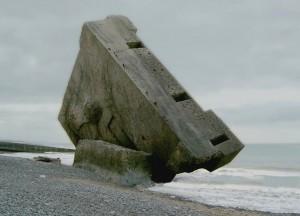 blockhaus, mur de l'Atlantique